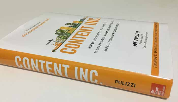 Content Inc Book Review Roxanne Grey
